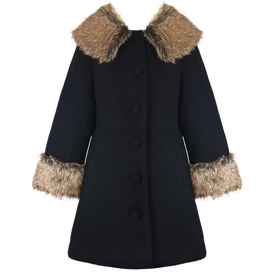 Hell Bunny Faustine Coat
