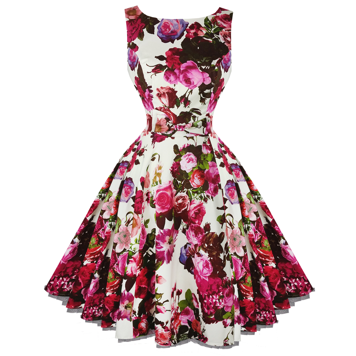 Hearts And Roses London Audrey 1950s Dress Dresses