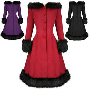 Hell Bunny Elvira Coat