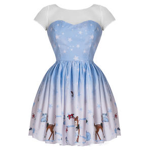 Hell Bunny Nevara Mini Dress
