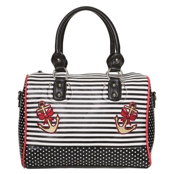 Banned Dancing Days Sailor Handbag
