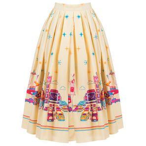 Dancing Days Hold Tight Swing Skirt