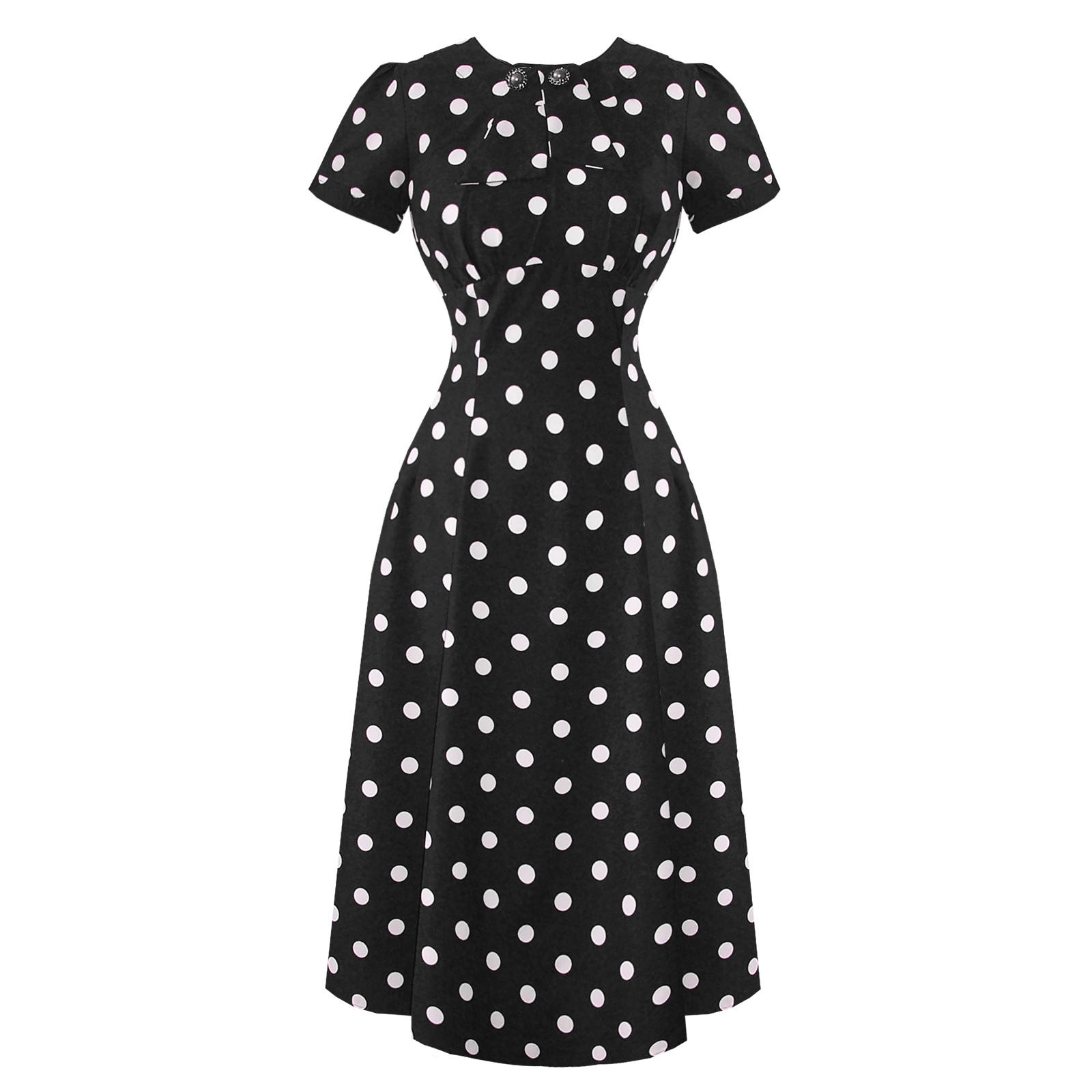 Hell Bunny Madden 1940s Dress Dresses Starlet Vintage