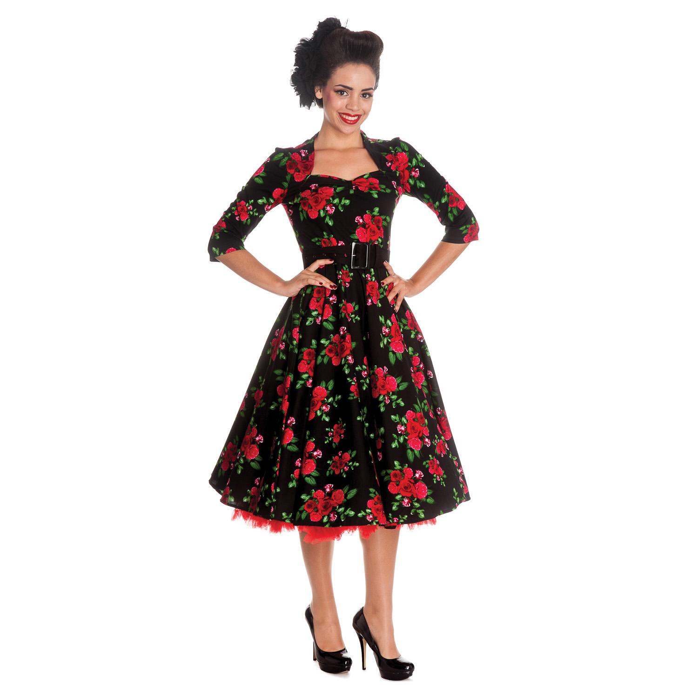 eeecb914ca61a Hell Bunny Eternity 1950s Dress | Dresses | Starlet Vintage