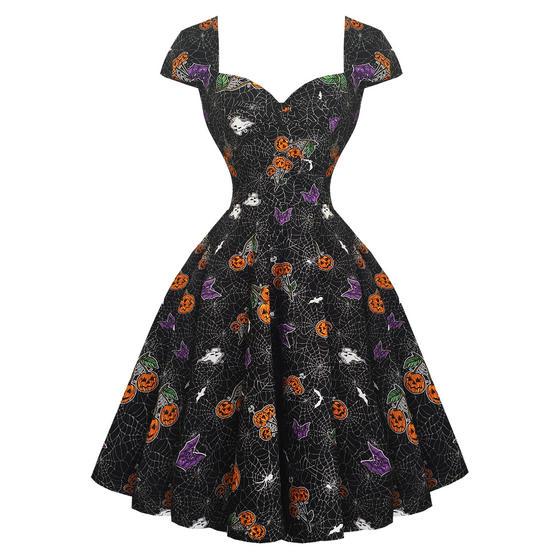 Hell Bunny Harlow 1950s Dress