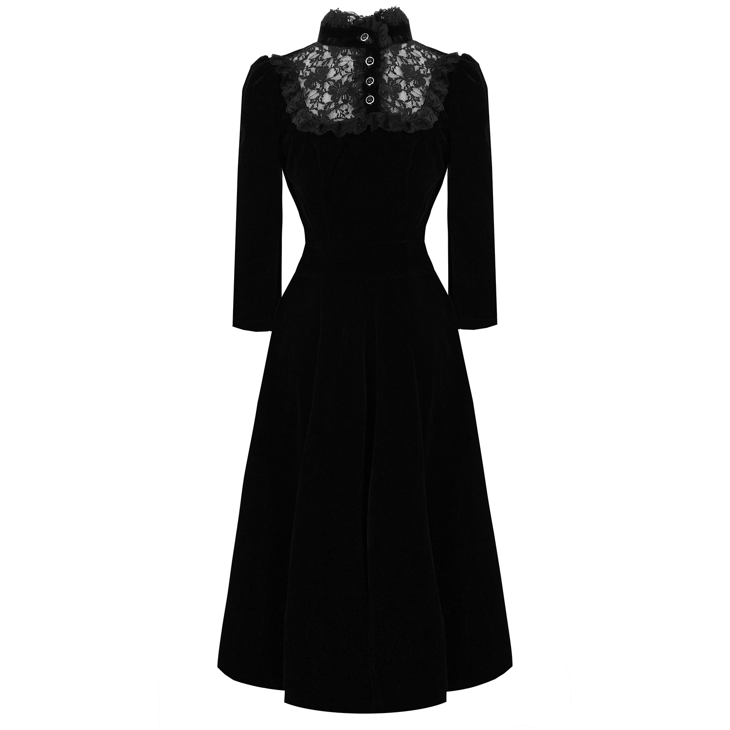 Hearts & Roses London Victorian Dress | Dresses | Starlet Vintage