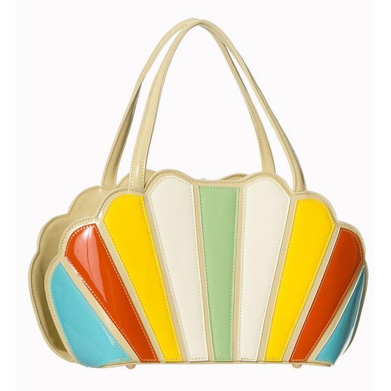 Dancing Days Waterways Handbag