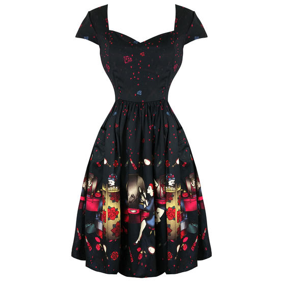 Dancing Days Vanity 1950s Dress