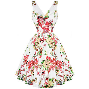Hearts & Roses London Paradise 1950s Dress