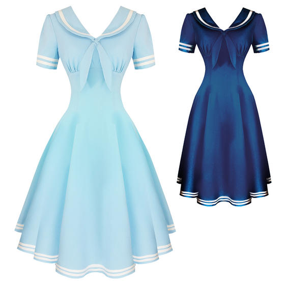 Hell Bunny Ambleside 1950s Dress