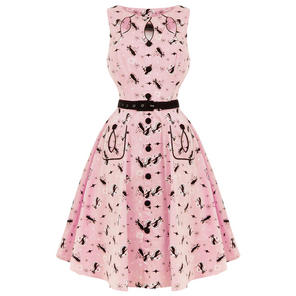 Voodoo Vixen Kitty Cat Dress