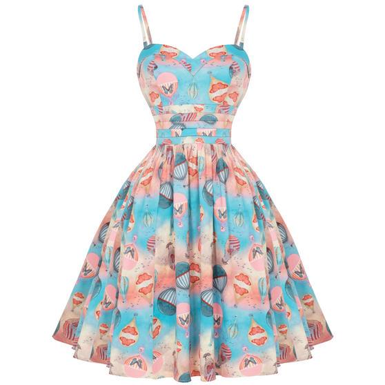 Voodoo Vixen Aria 1950s Dress