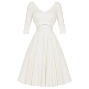 Voodoo Vixen Dorothy 1950s Wedding Dress