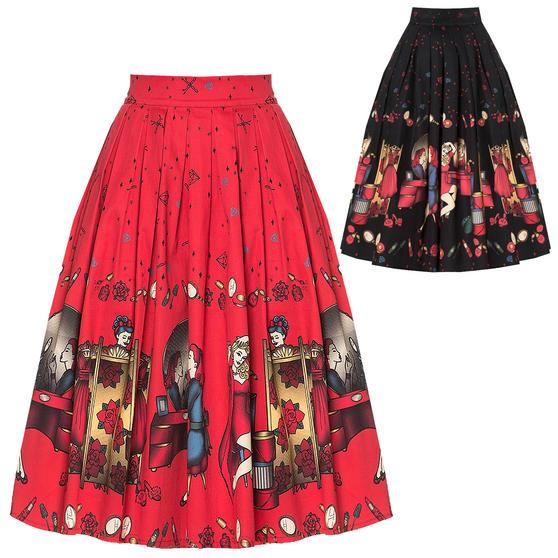 Dancing Days Vanity Swing Skirt