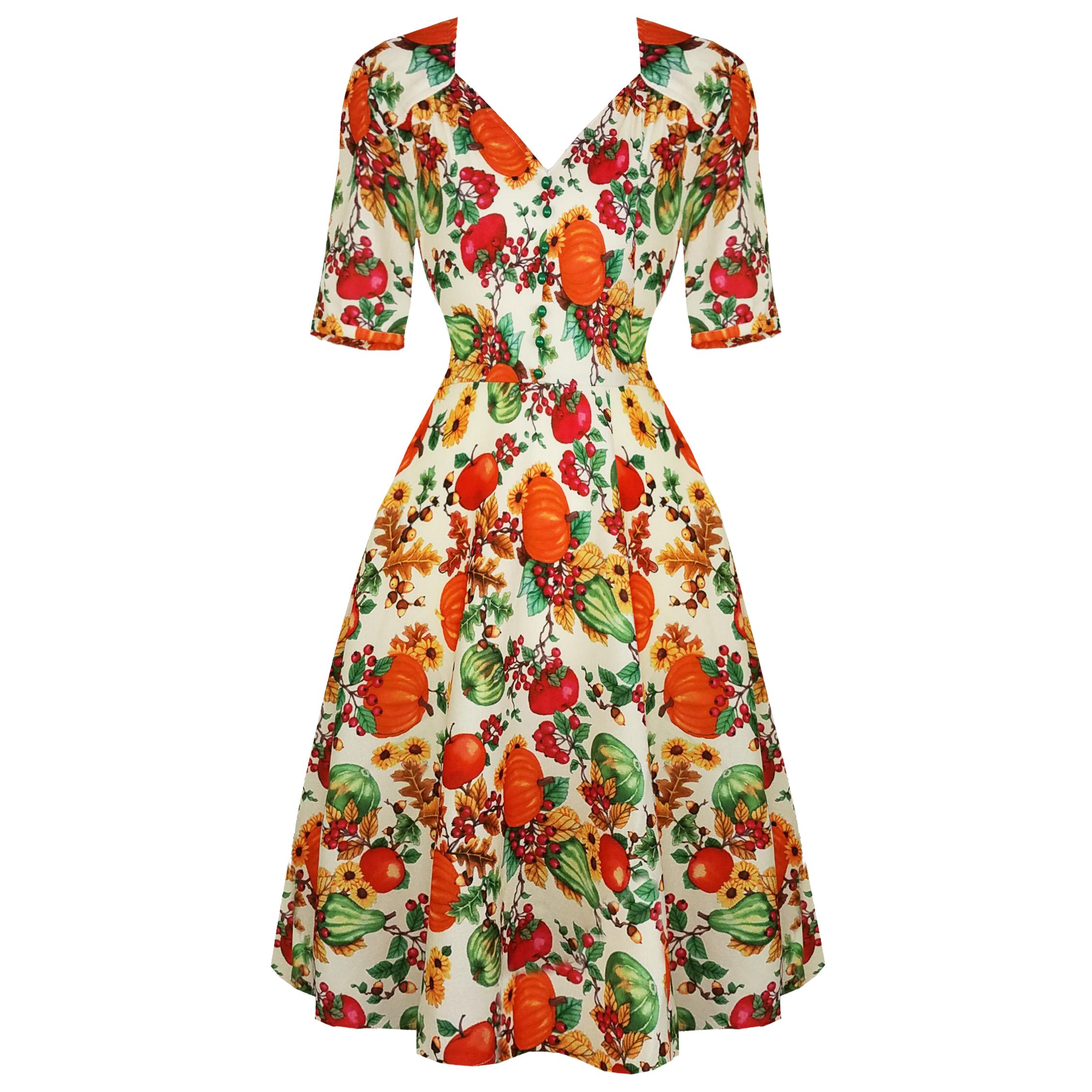 1940s Dresses | 1940s Vintage Dress | Starlet Vintage | Starlet Vintage