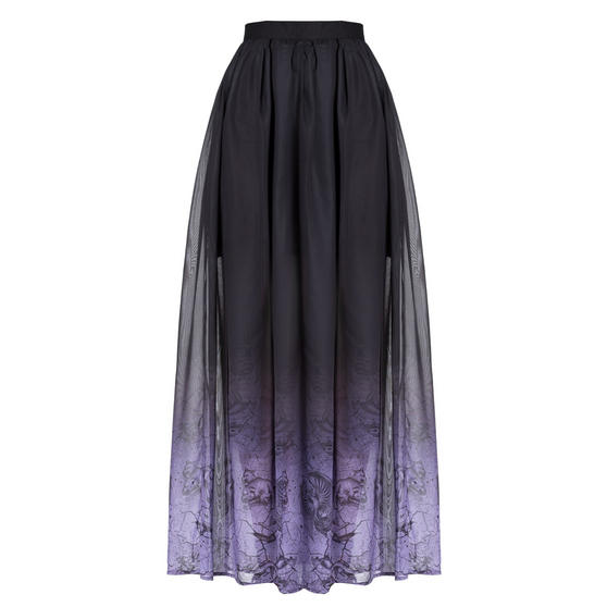 Hell Bunny Evadine Skirt