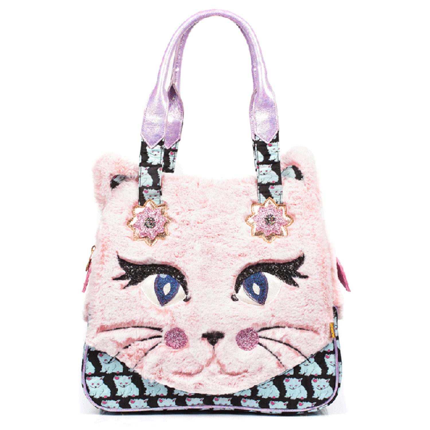 Irregular Choice Cat Call Handbag