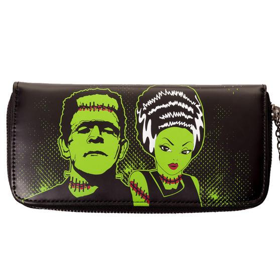 Banned Frankenstein & Bride Wallet