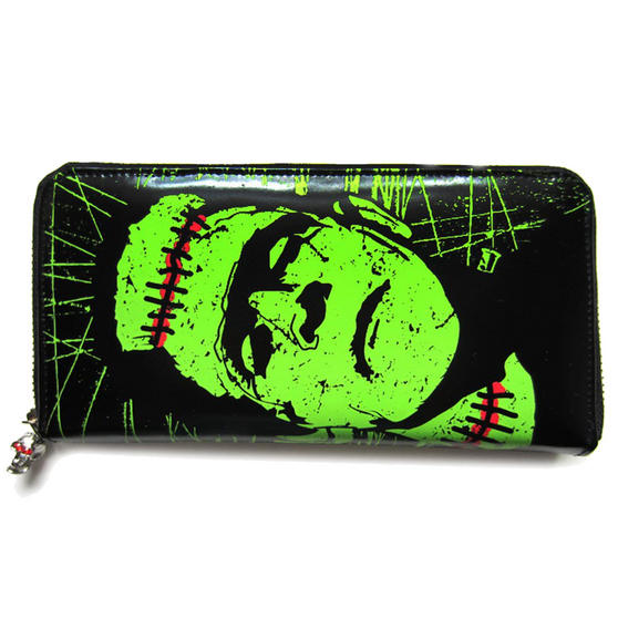 Banned Frankenstein Print Wallet