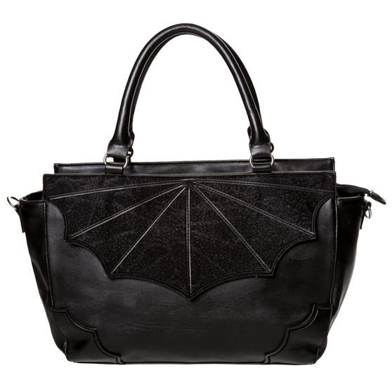 Banned Black Widow Handbag