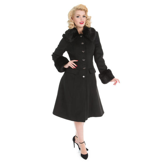 Hearts and Roses London Marilyn Coat