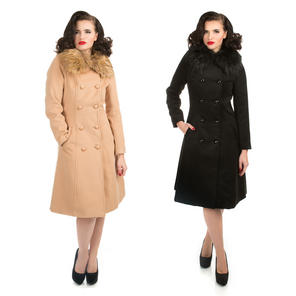 Hearts and Roses London Chrissette Coat