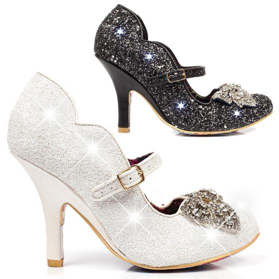 Irregular Choice Shimmer Shoes