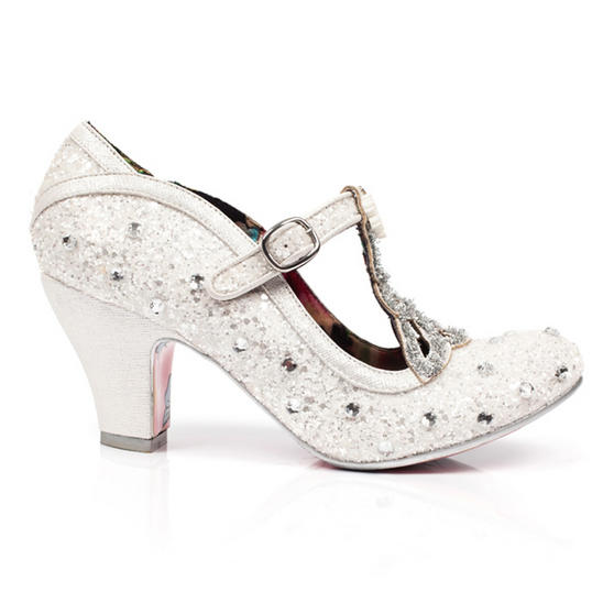Irregular Choice Icely Festive Shoes