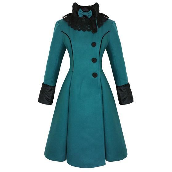 Hell Bunny Angeline Coat