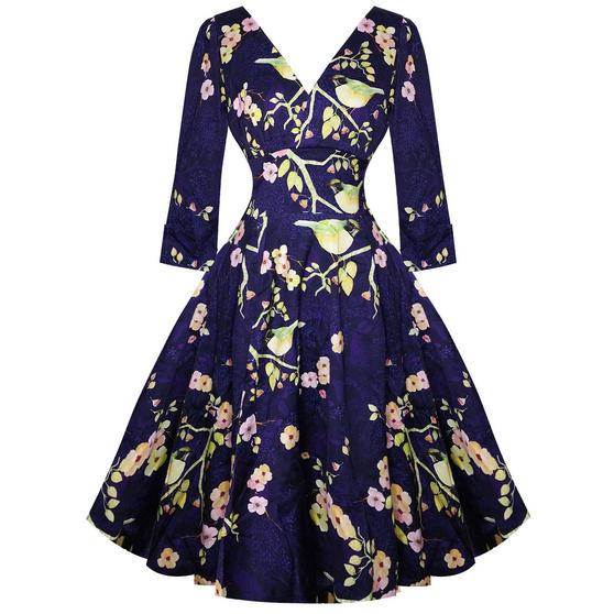 Hearts & Roses London Nightingale Bird Dress