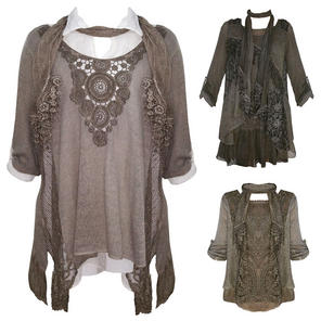 Boho Floaty Top
