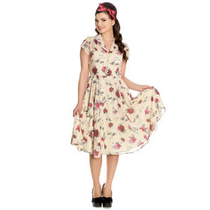 Hell Bunny Leah 1940s Dress