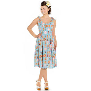 Hell Bunny Maya Bay 1950s Dress