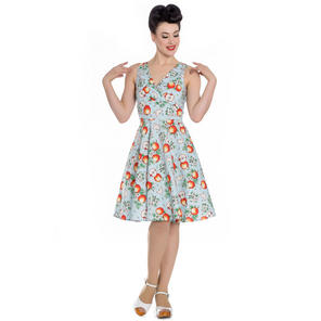 Hell Bunny Somerset 1950s Dress