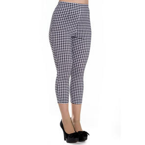 Hell Bunny Judy Cigarette Trousers