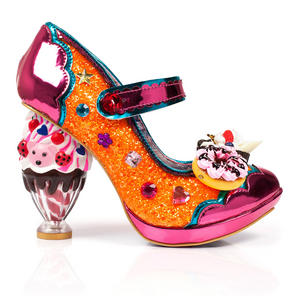 Irregular Choice Ice and a Slice Shoes