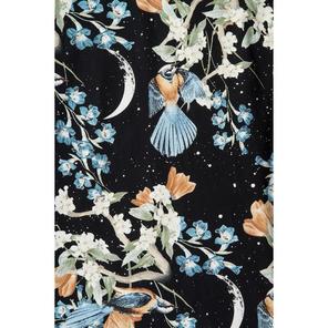 Hell Bunny Starry Night 1940s Dress