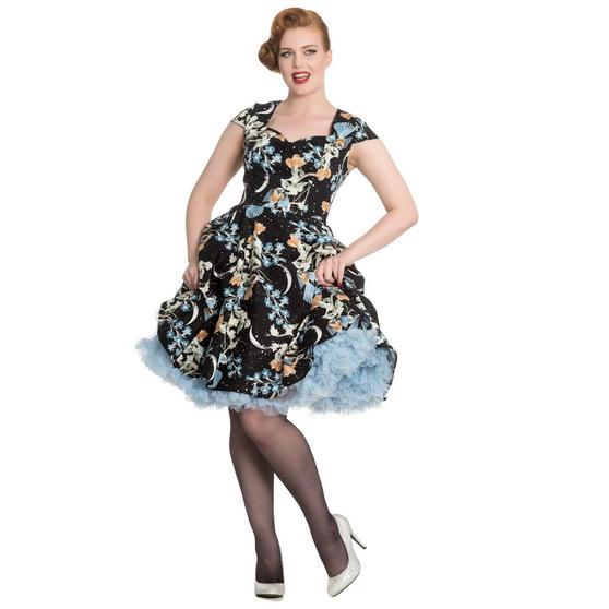 Hell Bunny Moonlight 1950s Dress