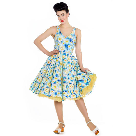 Hell Bunny Sunshine 1950s Dress