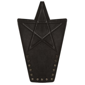Banned Karma Pentagram Handbag