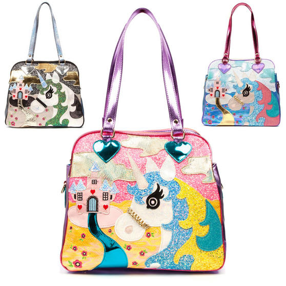 Irregular Choice King of the Castle Handbag