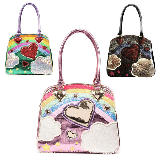 Irregular Choice Over the Rainbow Handbag