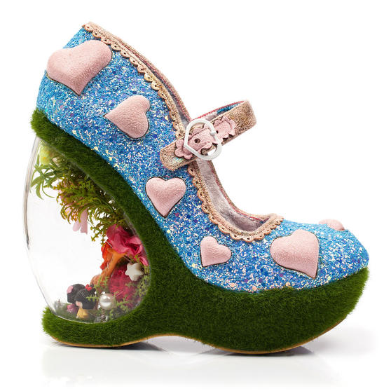 Irregular Choice Forbury Gardens Shoes