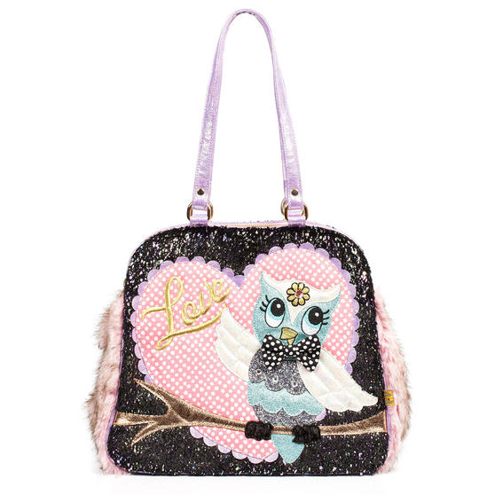 Irregular Choice What a Hoot Handbag