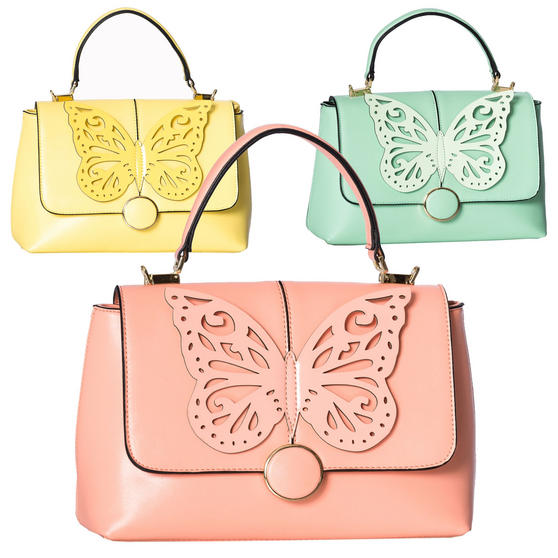 Dancing Days Papilio Handbag