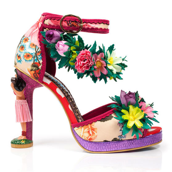 Irregular Choice Hono Lulu Shoes