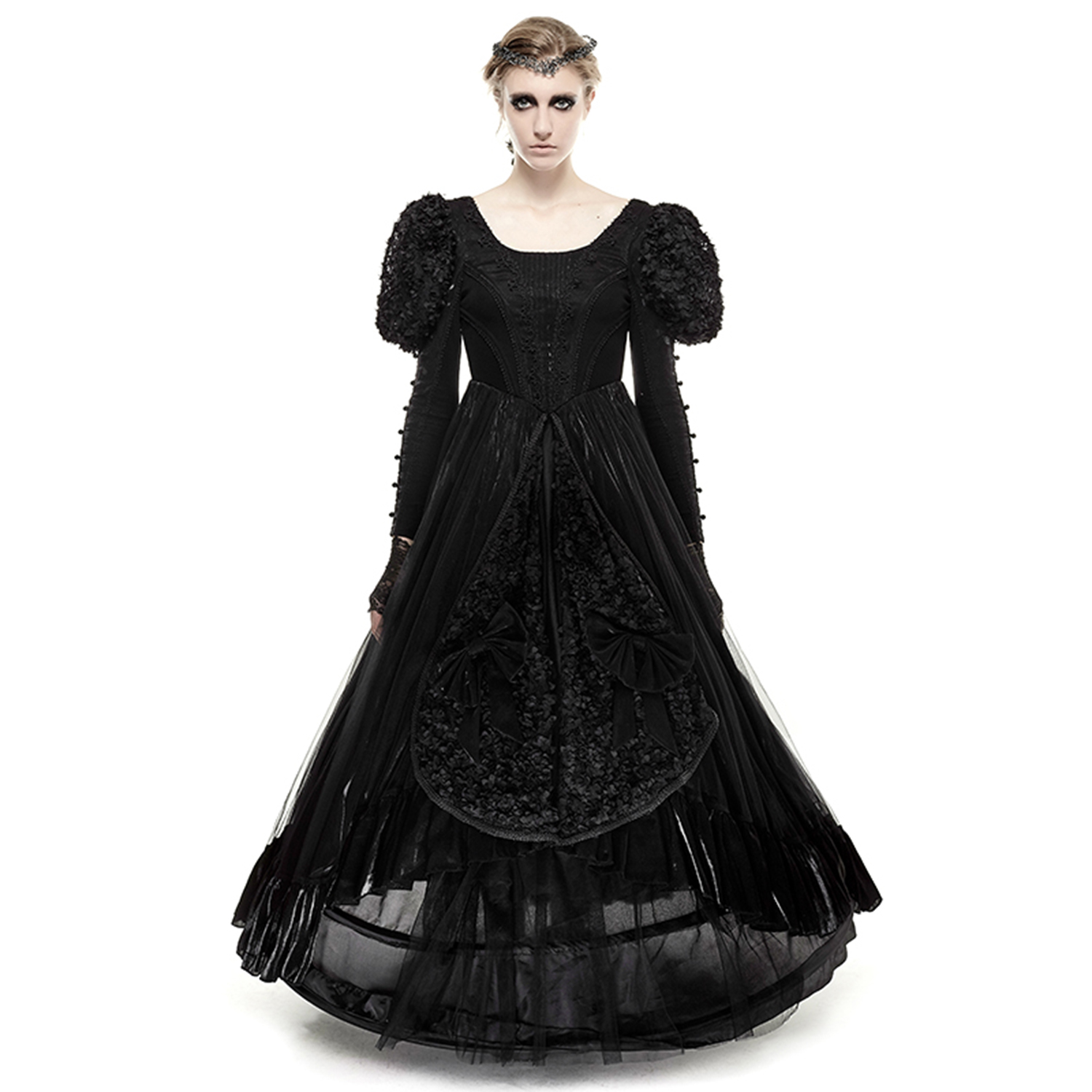 Punk Rave Victorian Wedding Dress | Dresses | Starlet Vintage