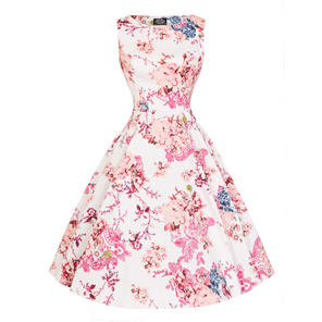 Hearts & Roses London Heavenly Swing Dress