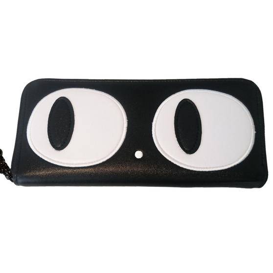 Banned Heart of Gold Cat Eyes Wallet