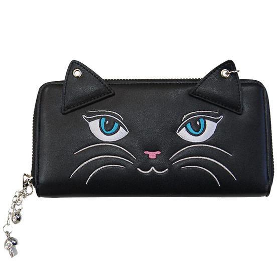 Banned Carmen Cat Wallet